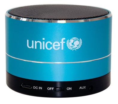 Enceinte Bluetooth UNICEF