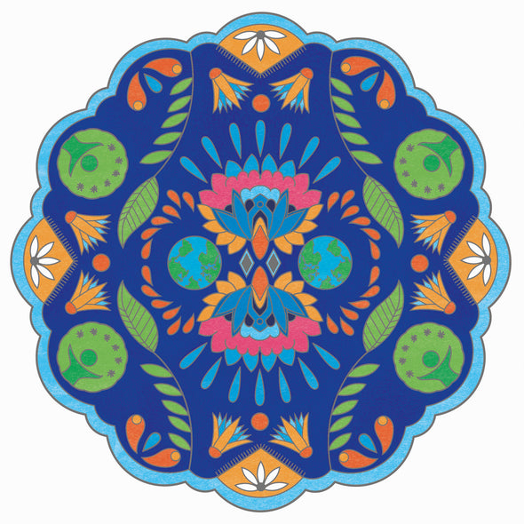 Graffy Pop Mandala
