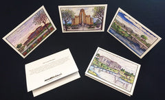 Buffalo NY Notecards -set 1