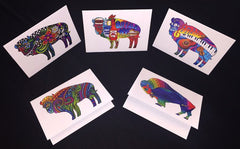 Buffalo Notecards