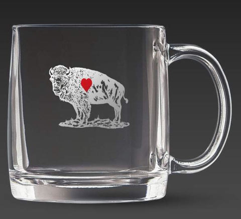 Buffalo Love Coffee Mug