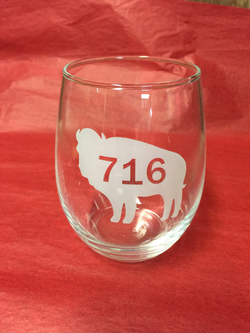 716 Stemless Wine Glass
