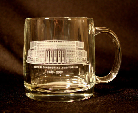 Buffalo Memorial Auditorium Coffee Mug