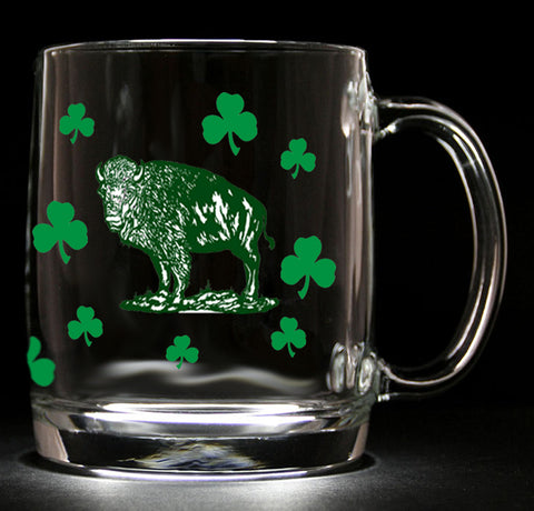 Irish Buffalo Coffee Mug