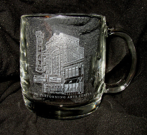 Shea's Performing Arts Center Coffee Mug