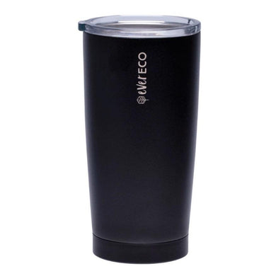 Ever Eco Insulated Tumbler (592ml) - Onyx Black