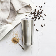 Load image into Gallery viewer, Ever Eco Insulated Tumbler (592ml) - Brushed Stainless Steel