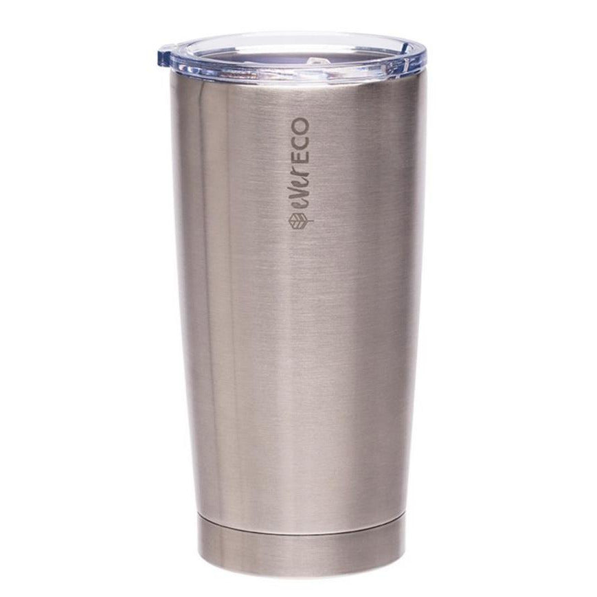 Ever Eco Insulated Tumbler (592ml) - Brushed Stainless Steel