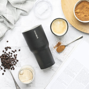 Ever Eco Insulated Tumbler (887ml) - Onyx Black