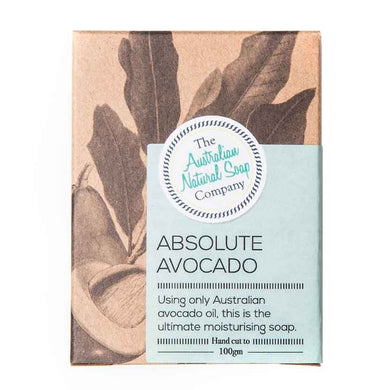 ANSC Body Soap - Absolute Avocado (100g)