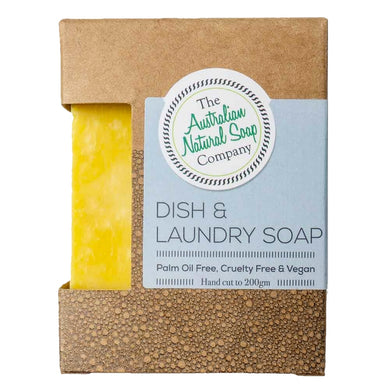 ANSC Dish & Laundry Soap Bar (200g)
