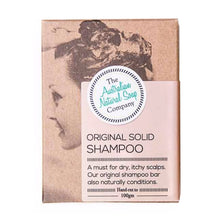 Load image into Gallery viewer, ANSC Shampoo Bar - Original (100g)