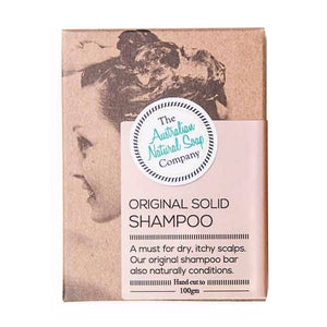 ANSC Shampoo Bar - Original (100g)
