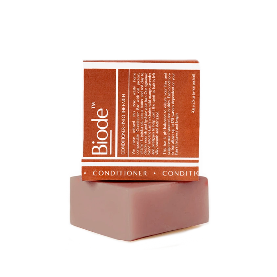 Biode Conditioner Bar - Hydrating Into the Earth (70g)