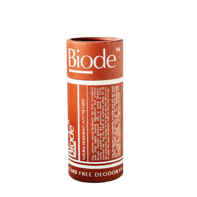 Biode Deodorant - Into the Earth Carb Free (60g)