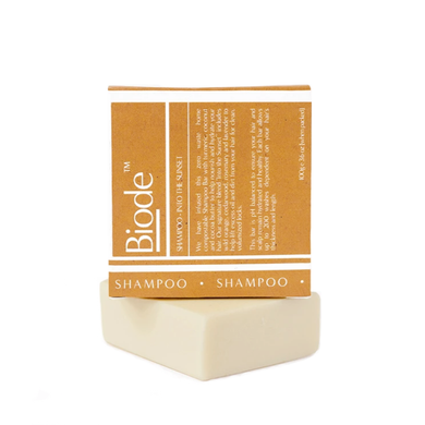 Biode Shampoo Bar - Hydrating Into the Sunset (100g)