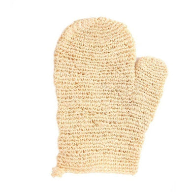 Exfoliating Sisal Glove-body-MintEcoShop