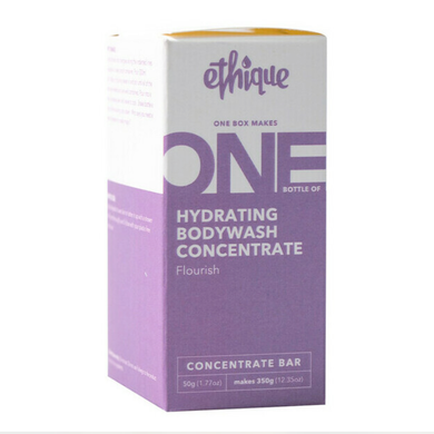 Ethique Concentrate Bodywash - Hydrating Flourish (50g)