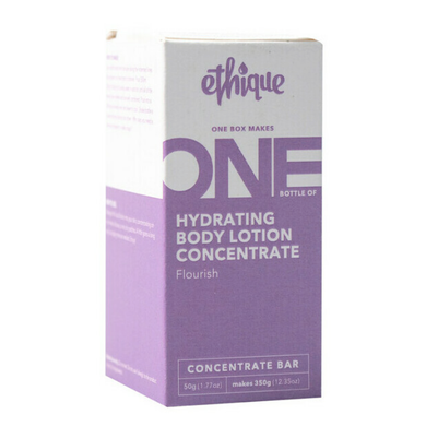 Ethique Concentrate Body Lotion - Hydrating Flourish (50g)