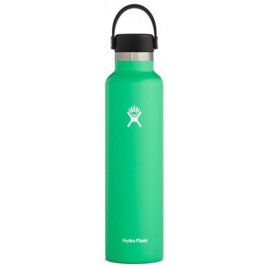 Hydro Flask Insulated Stainless Steel Drink Bottle (709ml) - Standard Mouth Spearmint