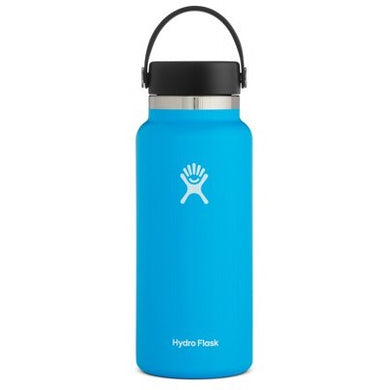 Hydro Flask Insulated Stainless Steel Drink Bottle (946ml) - Wide Mouth Pacific