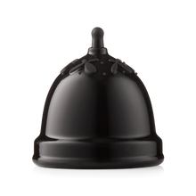 Load image into Gallery viewer, JuJu Menstrual Cup - Black Model 4