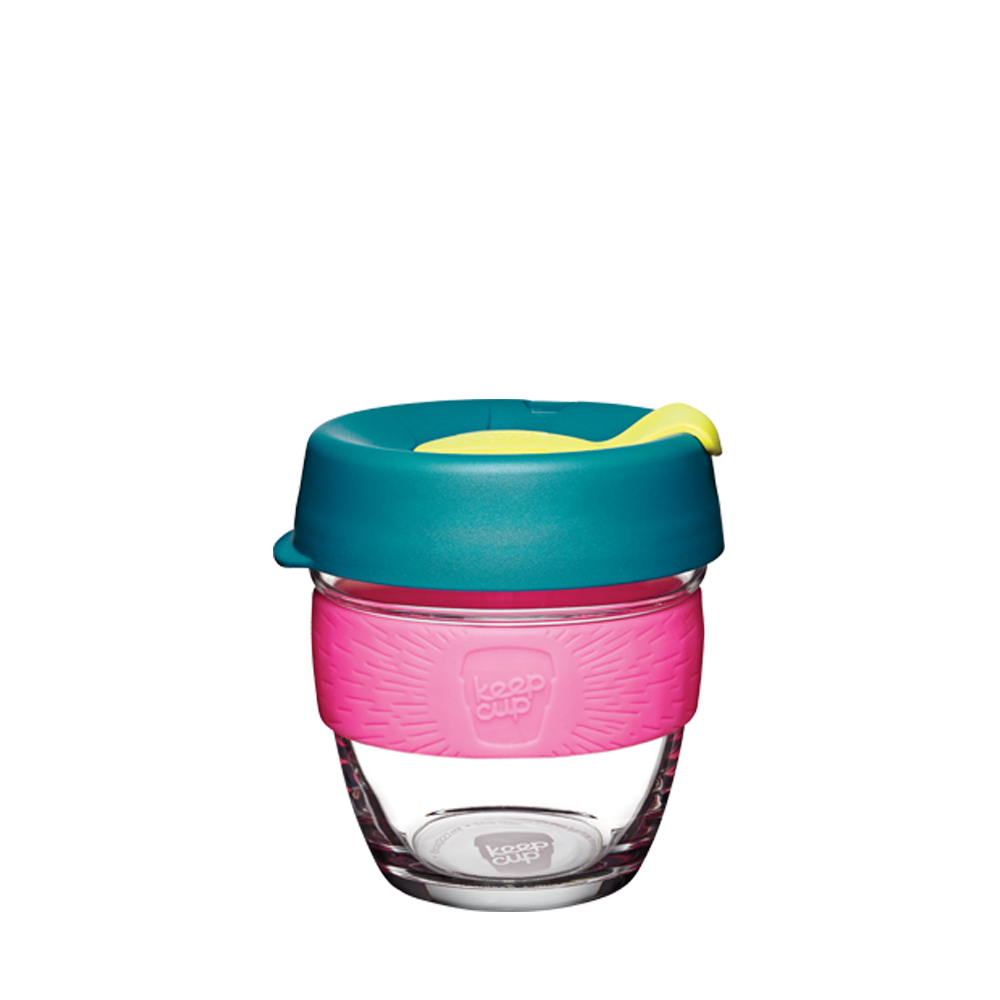 Reusable Coffee Cup - Brew Small (Atom)-KEEPCUP-MintEcoShop