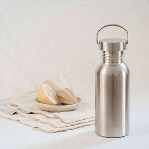 Seed & Sprout Stainless Steel Mid-Size Drink Bottle (550ml)