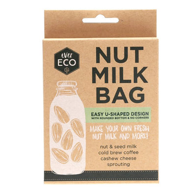 Nut Milk Bag-kitchen-MintEcoShop