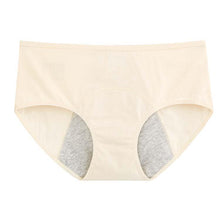 Load image into Gallery viewer, Leak Proof Period Underwear - Beige-Underwear-MintEcoShop