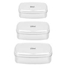 Load image into Gallery viewer, Storage Tin Set - Rectangle (3 Pack)