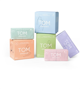 Tom Organic Tampons - Regular (16 Pack)