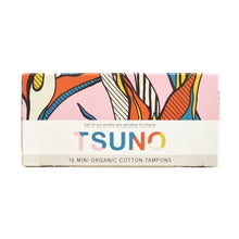 Load image into Gallery viewer, Tsuno Organic Cotton Tampons - Mini (16 Pack)