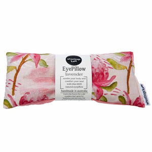 Wheatbags Love Lavender Eye Pillow Gift Set - Waratah