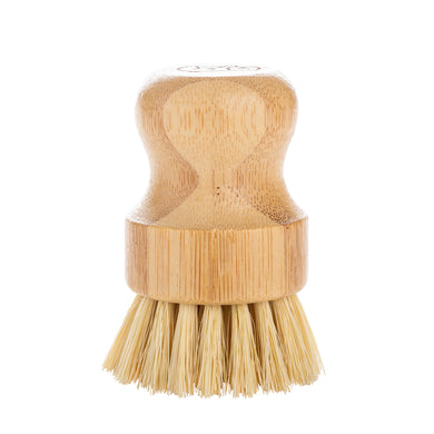 Wombat Bamboo Pot Scrubbing Brush