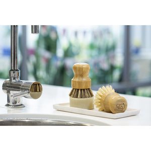 Wombat 4-piece Eco Kitchen Brush Set