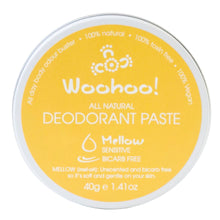 Load image into Gallery viewer, Deodorant in a Tin - Mellow for Sensitive Skin (40g)-body-MintEcoShop