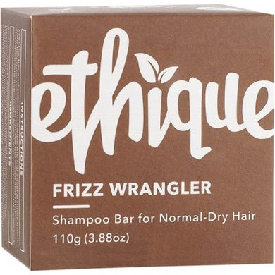 Ethique Solid Shampoo Bar - Frizz Wrangler for Dry/Frizzy Hair (110g)