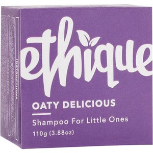 Ethique Kids Solid Shampoo Bar - Oaty Delicious for Little Ones (110g)