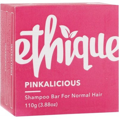 Ethique Solid Shampoo Bar - Pinkalicious for Normal Hair (110g)