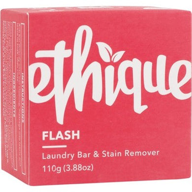 Ethique Solid Laundry Bar & Stain Remover - Flash (110g)