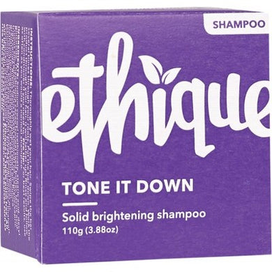 Ethique Solid Purple Shampoo Bar - Tone it Down (110g)