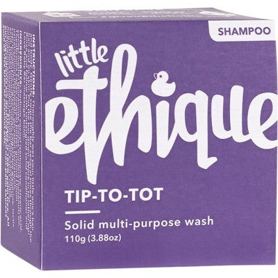Ethique Kids Solid Shampoo and Bodywash - Tip-to-Tot (110g)