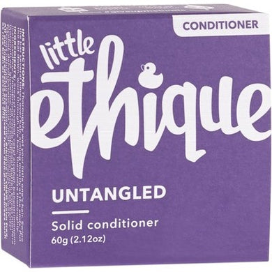 Ethique Kids Solid Conditioner Bar - Untangled (60g)