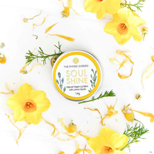 Load image into Gallery viewer, The Physic Garden Lip Balm - Soul Shine (14g)