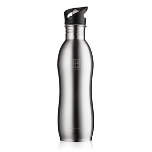 Onya Stainless Steel Drink Bottle (1l) - Stainless