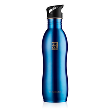 Load image into Gallery viewer, Onya Stainless Steel Drink Bottle (1l) - Blue