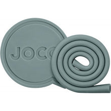 "Load image into Gallery viewer, Joco Roll Straw 7"" - Bluestone"