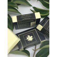 Load image into Gallery viewer, Clover Fields Natural Lemon Myrtle Soap