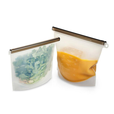 Seed & Sprout Silicone Food Pouch - 1.5l Large